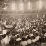 Nordisk kvinnekongress 1902. Fotograf Severin Worm Petersen. Kjelde. Nasjonalbiblioteket - Flickr Commons