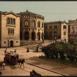 Storthinget 1890-1900