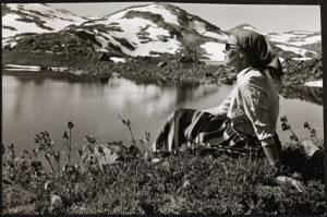 Sommerdag på fjellet ca 1960 Nasjonalbiblioteket. Flickr Commons. me