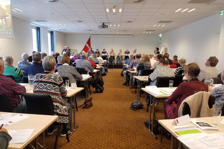 Rapport fra SLA-konferansen i Danmark