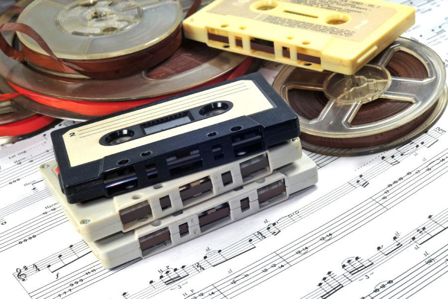 Handlingsplan audiovisuelt arkivmateriale