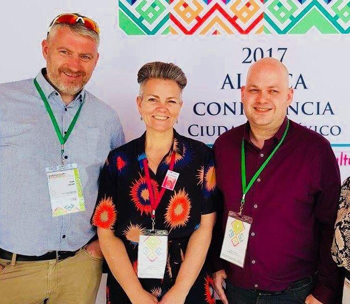 Reisebrev fra Mexico og ICA-konferansen 2017