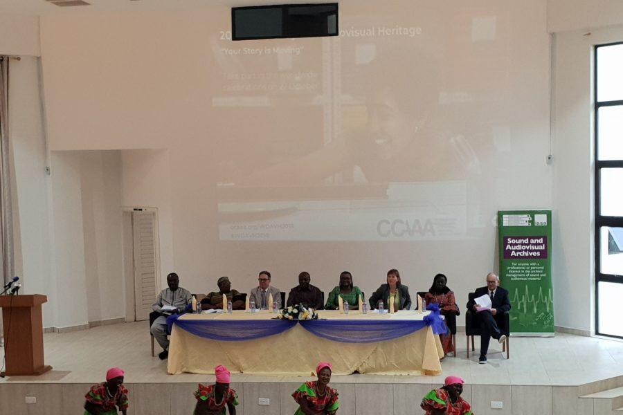 Reisebrev fra IASA-konferansen 2018 i Accra, Ghana