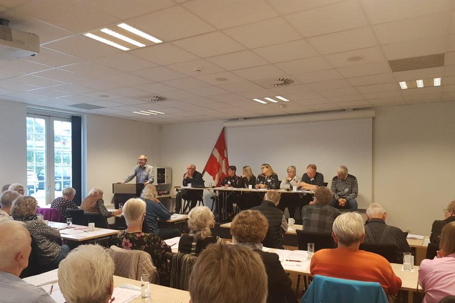 Arkivforbundet deltok på SLAs konferanse i Danmark